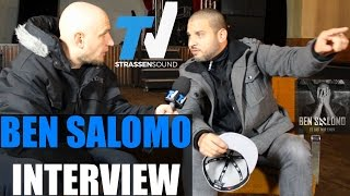 BEN SALOMO Interview: Rap Am Mittwoch, Judentum, Israel, Kaosloge, Rassismus, Album, Berlin, Hip-Hop