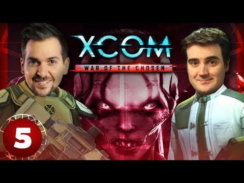 XCOM 2: Second Run #5 - Game Ending Missclicks