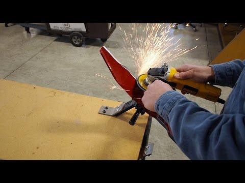 All American Sharpener In Depth Tutorial (2017) - Lawn Mower Blade Sharpener