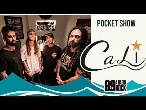 Cali - Pocket Show Em Casa