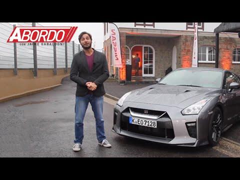 Nissan GT-R 2017 - Prueba A Bordo [Full]