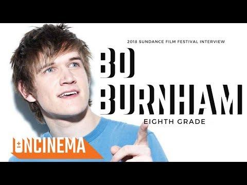 Interview: Bo Burnham  - Eighth Grade | 2018 Sundance Film Festival