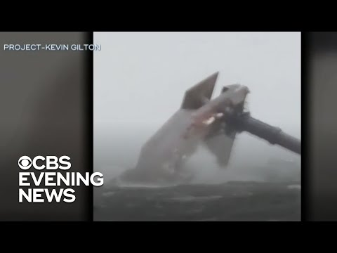 1 dead and 12 missing after commercial boat capsizes