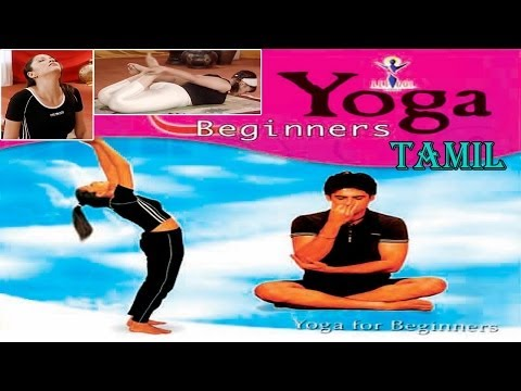 YOGA FOR BEGINNERS - Your Yoga Gym - Tamil