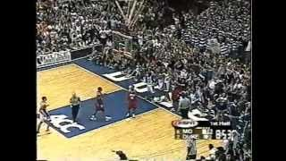 Cameron Chaos Against Terps in 99