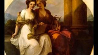 Franz Joseph Haydn, Allegro di molto, Angelica Kauffman