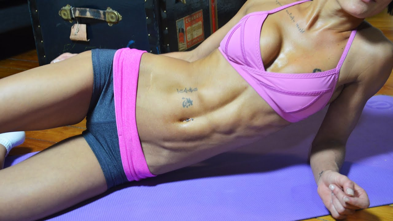Workout sex video