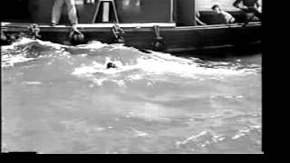 1959 English Channel British Newspapers Race
