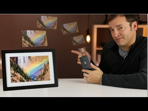 Best Gift Idea 2020? - Skylight Digital Frame Review