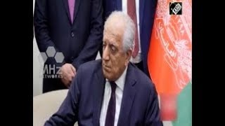 Afghanistan News - U.S.  special envoy for peace in Afghanistan meets Taliban delegation in Qatar