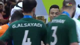 المدرسة السعودية للقيادة بطل لبطولة ند الشبا الرياضية في الامارات في كرة قدم الصالات - صحيفة صدى الالكترونية