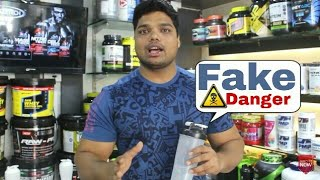 Avoid Using These Shaker Bottles at Gym [ The Protein Store Pune ]