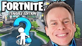 Fortnite Funny Moments | TENABLE QUIZ | Alexa