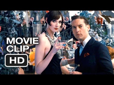 The Great Gatsby Movie CLIP - Who Is This, Gatsby? (2013) - Leonardo DiCaprio Movie HD