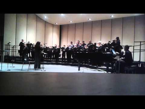 LA pierce college Choir
