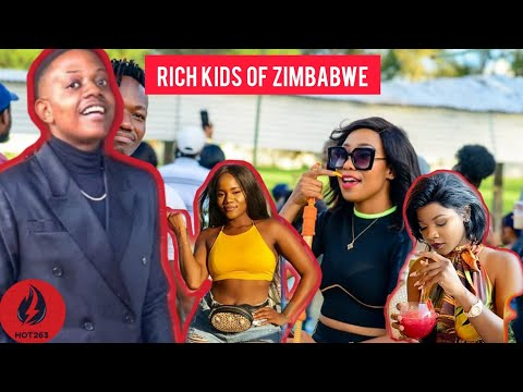 Inside The Lives Of The Rich Kids Of Zimbabwe