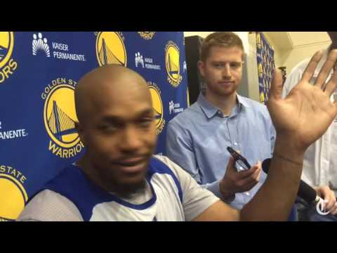 Warriors David West discusses his national anthem protests
