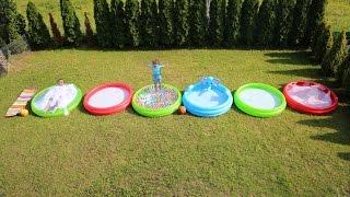 1 Million Pool SPA Garden Fun Celebration