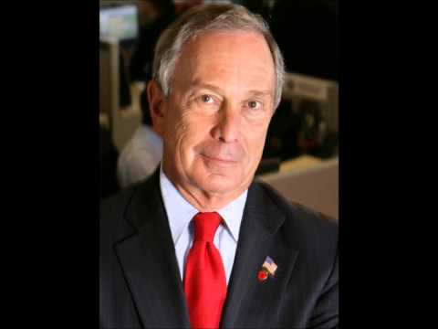 Michael Bloomberg speaks in Aspen, Colorado