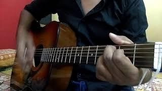 Roke Na Ruke Naina Unplugged Guitar Cover (Badrinath Ki Dulhania)