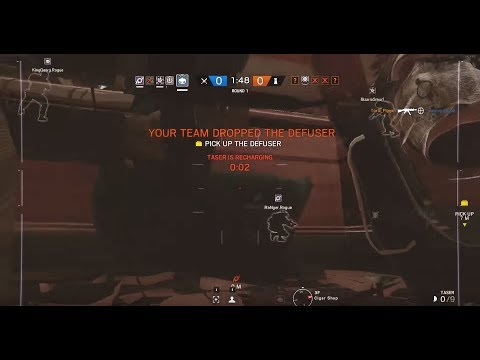 Twitch Drone Inside a Person Double + 1v4 | Pro KingGeorge