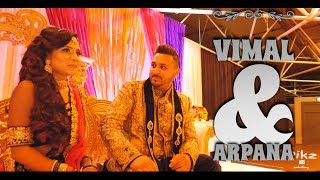 Rikz Productionz - Vimal & Arpana | Wedding Trailer