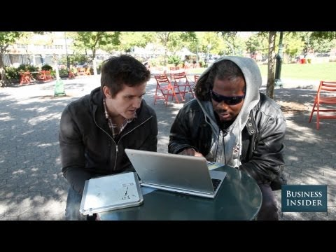 The Homeless Man Learning To Code Is Almost Finished With His First App