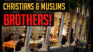Barcelona Church Opens Doors To Ramadan Dinner | Interpreted In Pakistani Sign Language