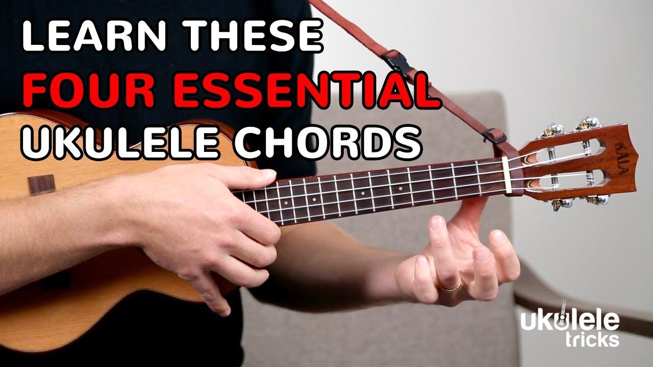 Ukulele chords pilihan