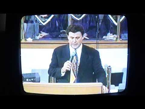 Brownsville Revival, The Eagle Sermon, John Kilpatrick, 13 April 1997, Part 1