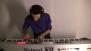 Gambar cover Medcezir - Myra Piano - Halil Furkan Bektas (Music by Toygar Isikli)