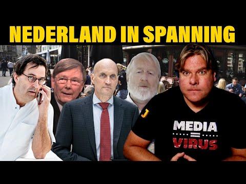 NEDERLAND IN SPANNING - DE JENSEN SHOW #235