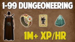 Runescape 2016 | 1-99/120 Dungeoneering Guide