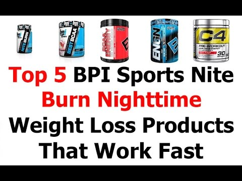 top-5-bpi-sports-nite-burn-nighttime-review-or-weight-loss-products-that-work-fast-2016-video-33