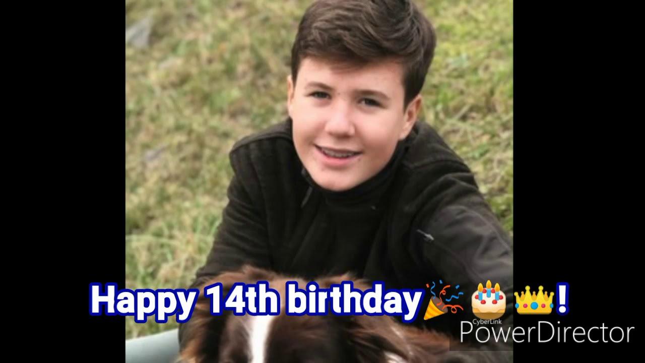 Prince Christian Of Denmark Turns 14! Happy Birthday