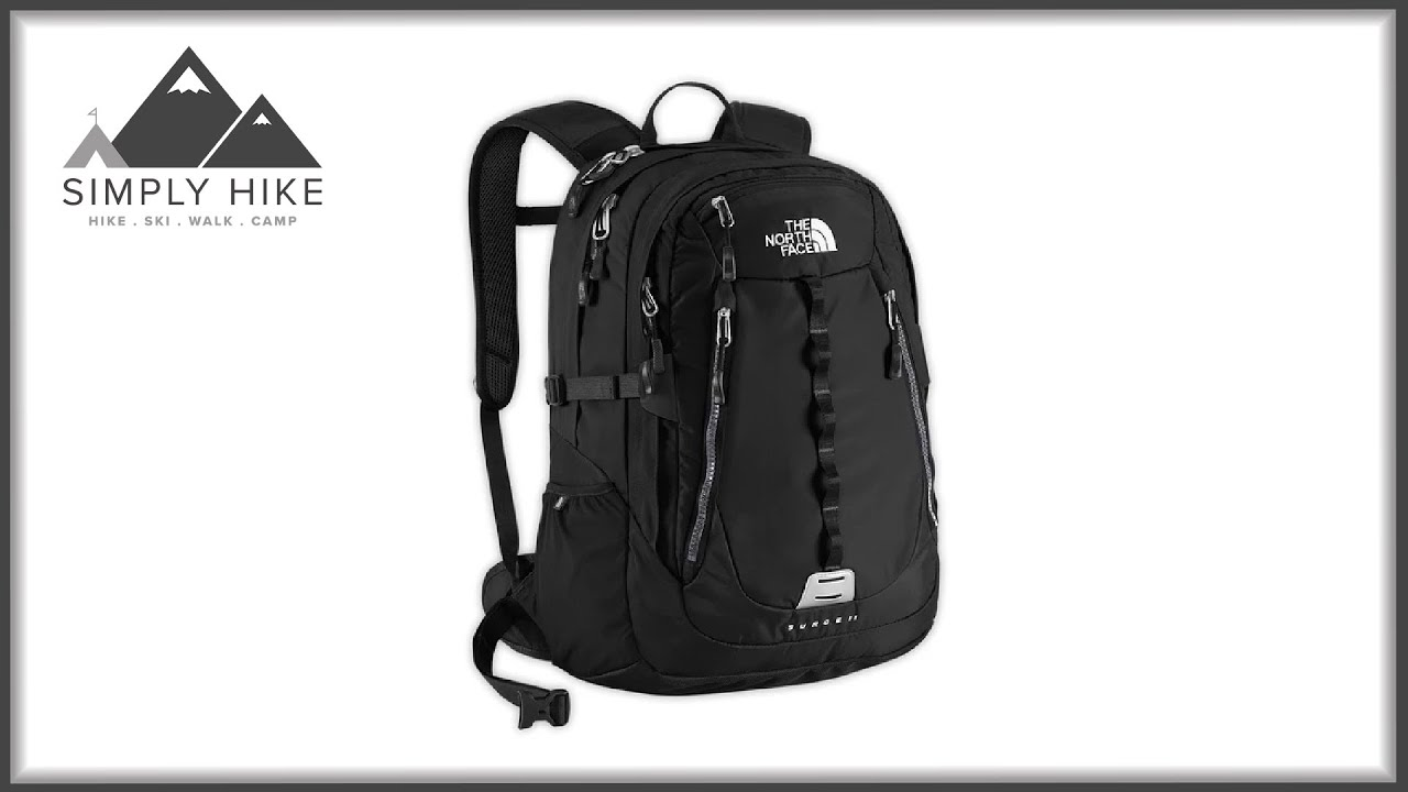new style eb06c a1e51 The North Face Surge II Rucksack - www.simplyhike.co.uk
