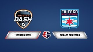 Houston Dash vs. Chicago Red Stars - May 23, 2014