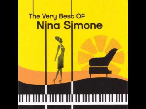 Nina Simone - My Baby Just Cares For Me  [sent 22 times]