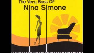 Nina Simone My Baby Just Cares For Me Hq