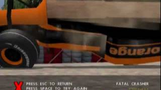 F1 2002 Anthem (very funny) EA Sport games commentary
