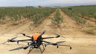 AG v6a+ UAV Crop Sprayer