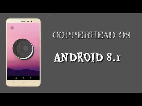 UNOFFICIAL COPPERHEAD OS BASED ON OREO FOR REDMI 3S/PRIME[VOLTE]