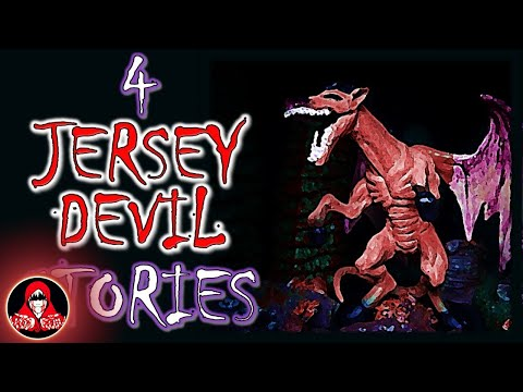 4 TRUE Jersey Devil Scary Stories