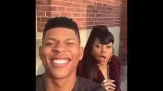 Don't Secretly Record Taraji P. Henson, See Why!