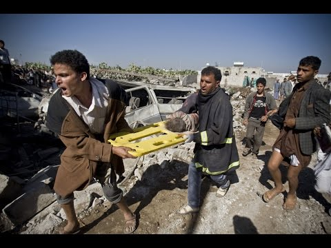 A Simple Question: One year of Saudi bombing of Yemen