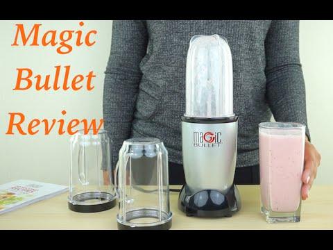 Magic Bullet Blender Review