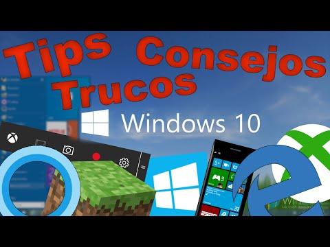 Windows 10 – Los Mejores Trucos, Tips, Secretos y Cosas nuevas de Windows 10