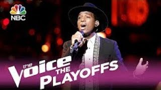 The Voice 2017 Jon Mero The Playoffs 34 When We Were Young 34