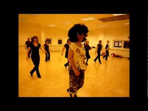 Linedance Something In The Dance.wmv