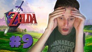 VEEG HET ZWEET AF! - Legend of Zelda Ocarina of Time #9